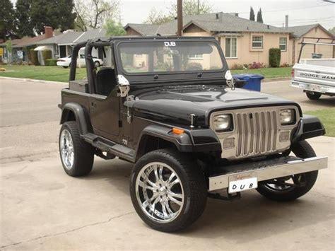 1996 Jeep Wrangler boss977 1996 jeep wrangler specs photos modification