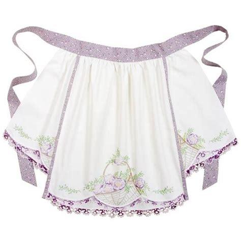 no pattern apron pillowcase aprons pillowcase embroidery sew pretty