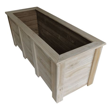 rectangle planter box rectangle planter box 1800x600x700 breswa outdoor furniture