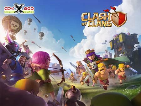 i mod game android clash of clans clash of clans v9 434 3 hack mod android apk download