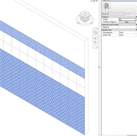 revit wall pattern not showing wall pattern tile in interior elevation how to get it to