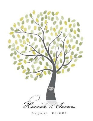 wedding tree guest book free template wedding tree guest book 6 free fingerprint tree