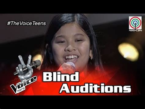 the voice kids ph blind audition results videos may 31 vidoemo emotional video unity