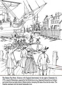 Boston Tea Coloring Pages all things coloring pages boston tea