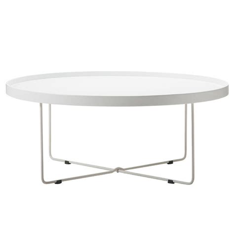 white tray coffee table temple webster