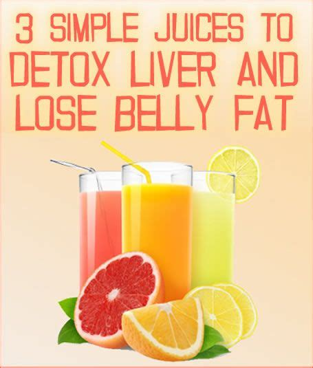 Detox Water To Lose Belly by Check Out These 3 Simple Juices That Will Help You Detox