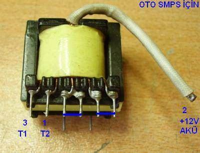 Pcb Inventer Travo Ferit tl494 ile 2x32 volt oto lifikat 246 r i 231 in smps besleme