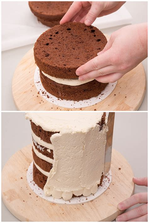 Hochzeitstorte Backen by Hochzeitstorte Selber Backen Cake Mit Eukalyptus