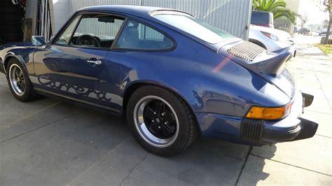 porsche 911 vintage 1974 vintage porsche 911 tribute non sunroof coupe