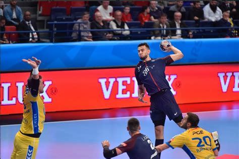 Calendrier Psg Handball Le Psg Passe La Cinqui 232 Me Handball Sports Fr