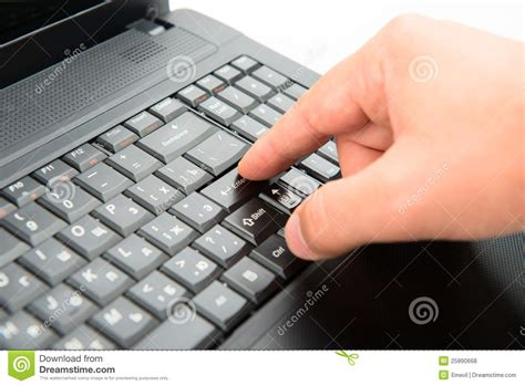 free stock photo hands over keyboard hand on keyboard royalty free stock photos image 25890668