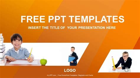 free powerpoint templates 2014 school boy education powerpoint templates free