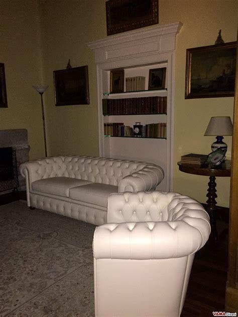gran casa divani divano chesterfield 2 posti maxi due cuscini large