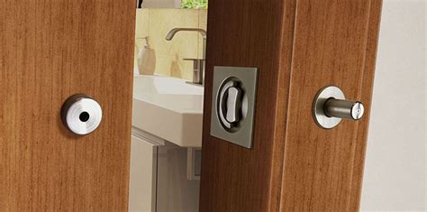 can you lock a barn door bd4000 privacy lock for barn doors