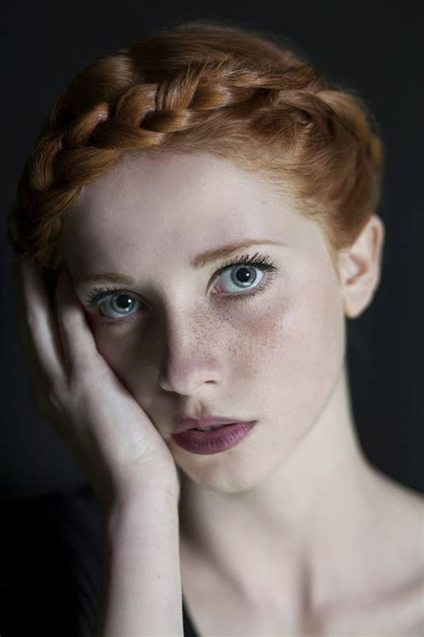 Red Head Teens With Corn Rolls | best 25 red hair model ideas on pinterest red heads