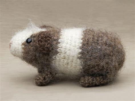 pattern crochet guinea pig pudding cake crochet guinea pig patterns son s popkes