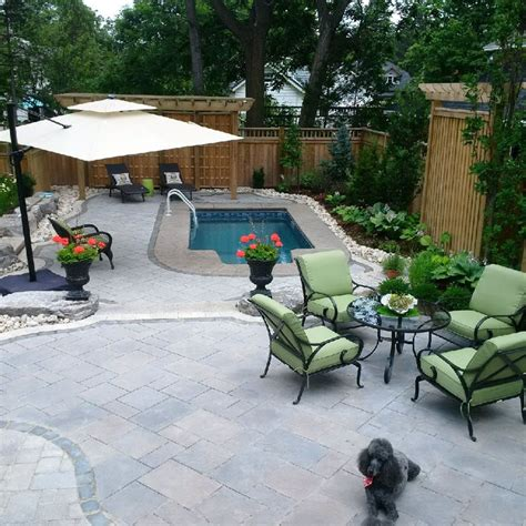 Backyard Designs Ontario Ca by Landscape Design Ideas For Your Home Manor Landscaping