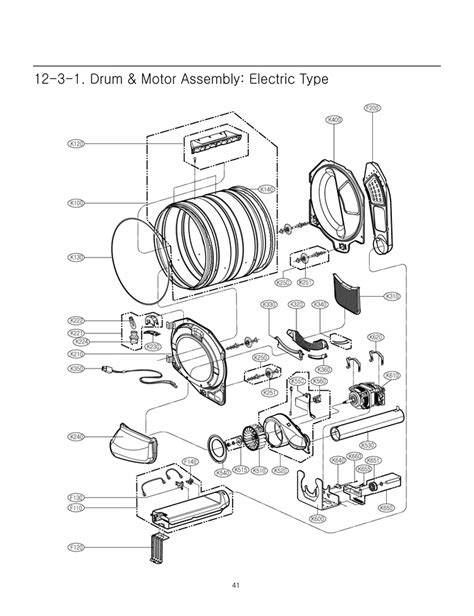 lg front load washer parts diagram the 25 best lg washer parts ideas on clean