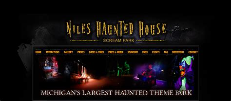 Niles Haunted House Prices by The Niles Haunted House Scream Park Tickets Fri Sep 12 2014 At 7 00 Pm Eventbrite