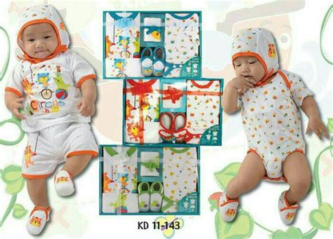 Baju Bayi Set jual gift box baju bayi baby gift set kado set bayi