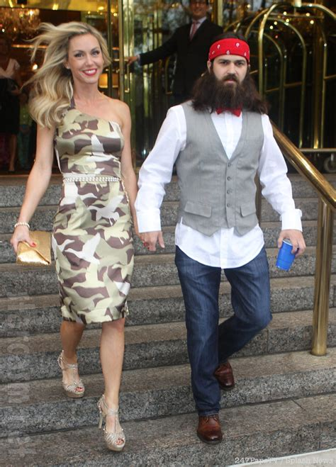 jessica robertson formal dresses photos ladies of duck dynasty wear matching camo dresses