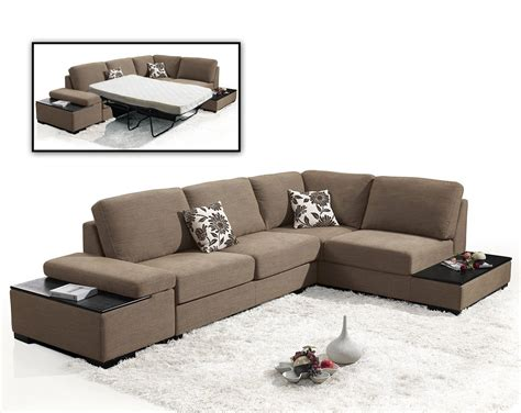 Sectional Sofa Risto Modern Sectional Sofa Bed