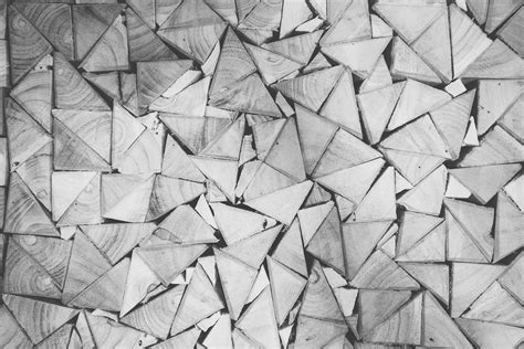 triangle pattern hd free images branch black and white wood texture leaf