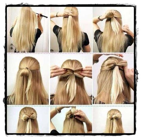easy hairdo beautiful simple hairstyles for school look cute in