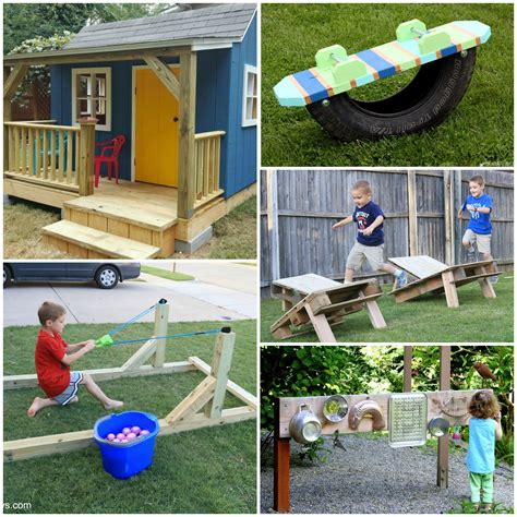 backyard cing ideas for kids 25 awesome backyard play spaces to make frugal fun for