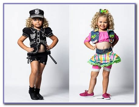 Toddlers And Tiaras Goes A Bit Far by The Controversy Continues Toddlers Tiaras Shocking