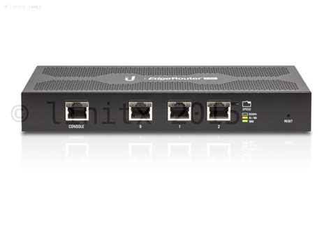 Router Ubiquiti ubiquiti edgemax edgerouter lite 3 port router linitx