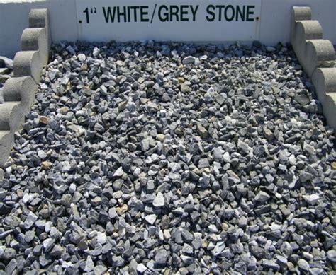 grey landscape rock 1 quot white grey landscape 57 westminster lawn