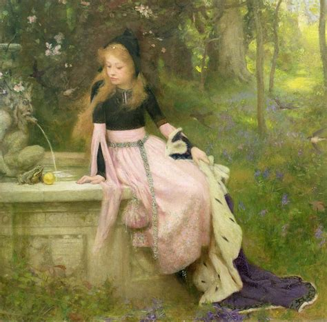 painting for princess the princess and the frog painting by william robert symonds