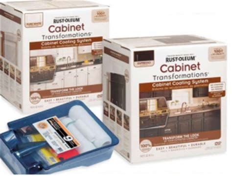 home depot rust oleum cabinet transformation kits 50
