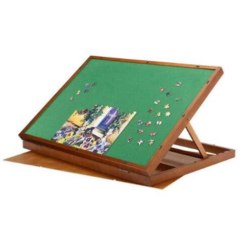 jigsaw puzzle table top puzzle magic tabletop puzzleboard accessory