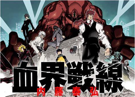 blood blockade battlefront blood blockade battlefront kekkai sensen wiki fandom