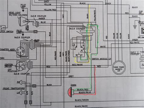 royal enfield wiring diagram for horn 28 images royal
