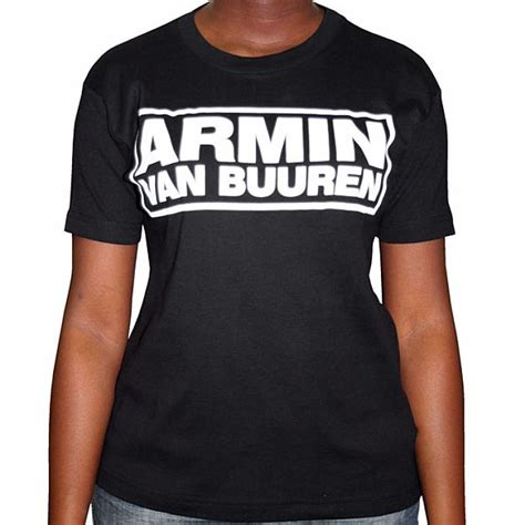 Armin Buuren T Shirt buuren armin armin buuren t shirt black with