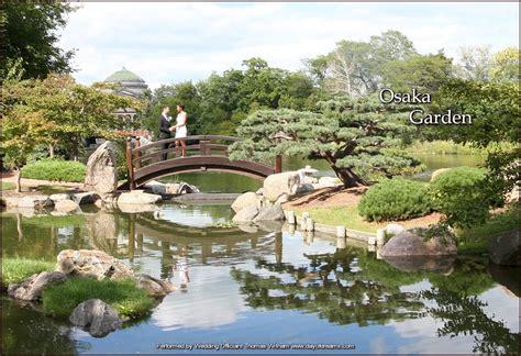 Gardens In Chicago by Osaka Garden Chicago Illinois