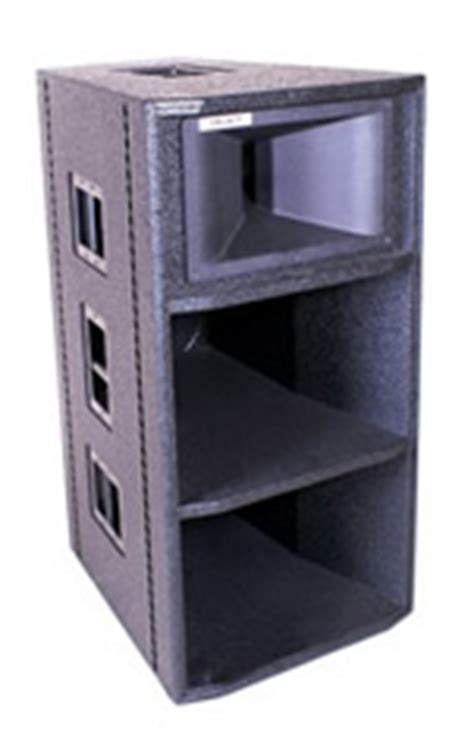 Horn Mid High professional speakers for outdoor concerts nightclubs in manchester northwest by blacka