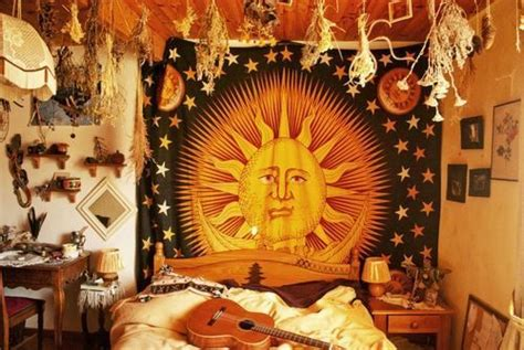 moon to moon indie bedroom inspiration hippie bedroom boho indie stars peaceful sun peace