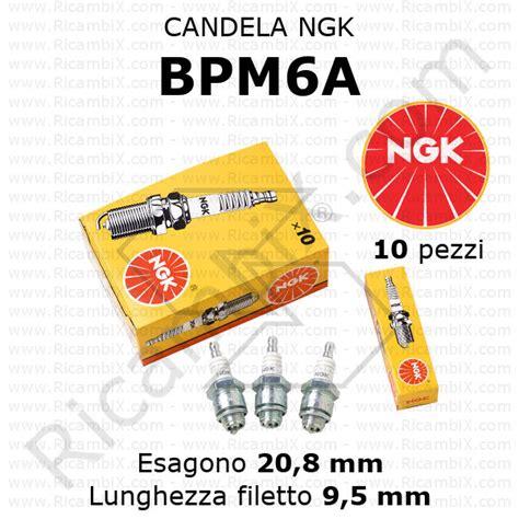 candele ngk prezzo candele di accensione ngk ricambix