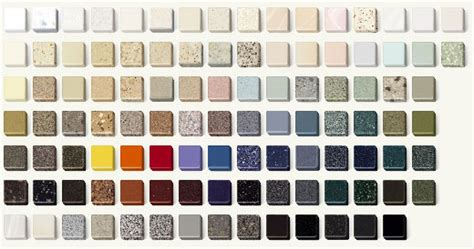 colors of corian downloads