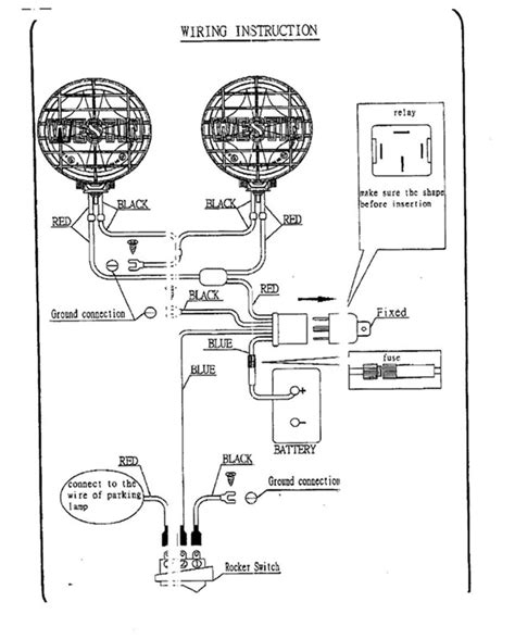 wiring diagram for hella road lights yhgfdmuor net