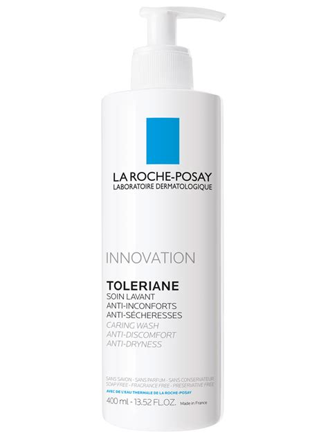 La Roche Posay Toleriane 1137 by La Roche Posay Tol 233 Riane Caring Wash 400ml Buy At Low