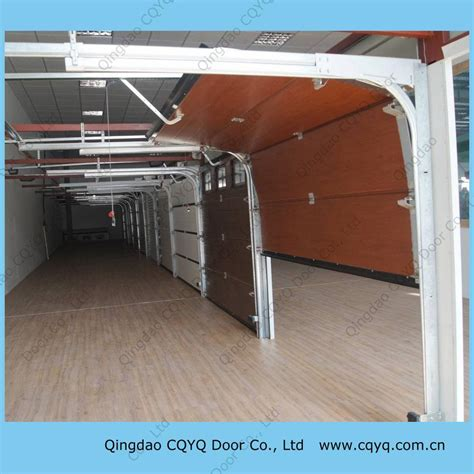 sectional electric garage doors china automatic sectional garage door china sectional