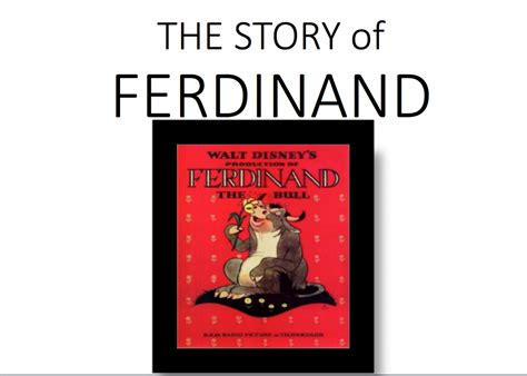 the of ferdinand books ferdinand the bull accessible to children who are