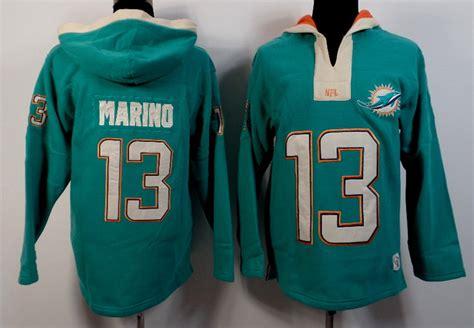 green dan marino 13 jersey p 1038 new dolphins 13 dan marino green hooded jersey cheap sale