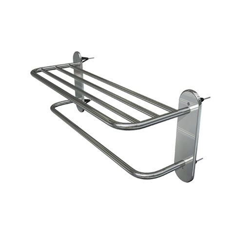 wingits master series 18 in towel rack with 4 master