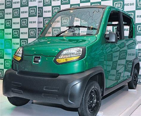 bajaj new 4 wheeler bajaj auto not to make 4 wheelers at chakan plant